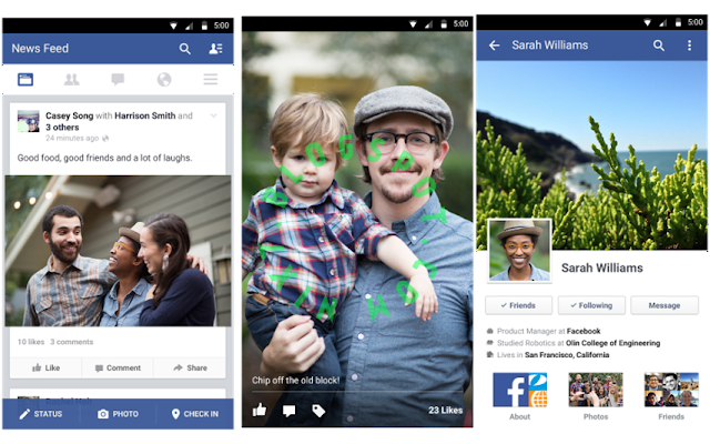 Facebook 97.0.0.18.69 APK Free Download