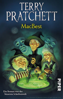 Terry Pratchett Weird Sisters