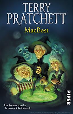 Terry Pratchett Weird Sisters