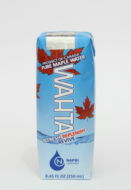 Disfrutabox marzo 2016 Wahta Pure Maple