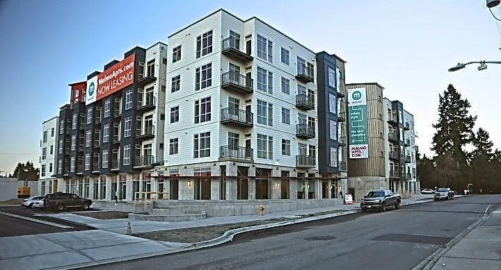 Malmo Apartments Shoreline Wa