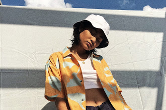 TREND: 'THE BUCKET HAT' YOUR MUST HAVE ACCESSORY THIS AW18