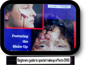 Beginners guide to special make-up effects (1981)