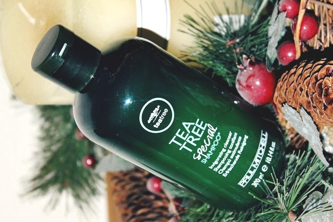 Paul Mitchell Tea Tree Special shampoo review