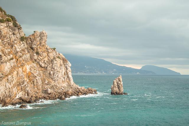 Крым Черное море