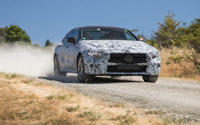 Nouveau Mercedes-Benz CLS 2019 - Caractéristiques, Prix, Photo, Date de sortie