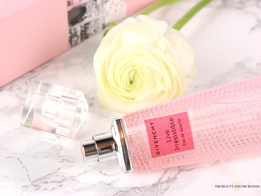Givenchy Live Irrésistible EdT Review Flaconi Parfum Duft Fragrance