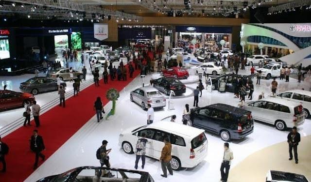 pameran mobil IIMS 2018
