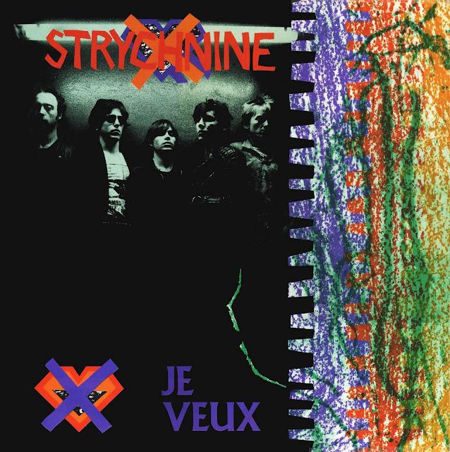 strychnine, je veux strychnine, arrêtez la cadence, noir désir, noirs désirs, bertrand cantat, kick strychnine, nous enfants du rock, les nus, christian dargelos