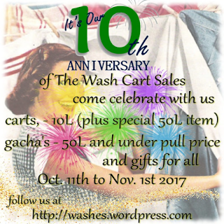 The Wash Cart Sale
