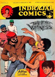 Aditya, the Man from Nowhere 3: The Eye-Witness