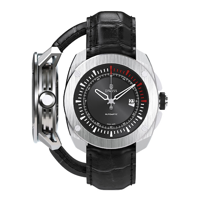 Dwiss Jet Setter Sport Automatic Watch