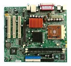contoh gambar motherboard