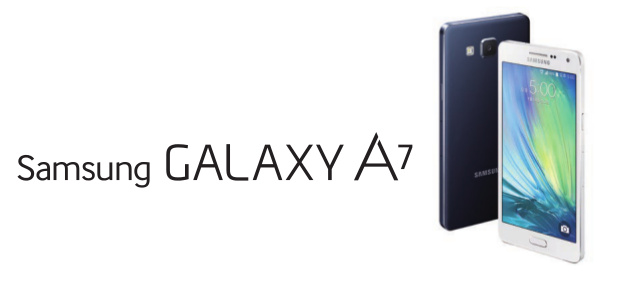 Samsung Galaxy A7 Specifications - LAUNCH Announced 2015, December Versions A710F (Europe); A710M (Latin America); A710FD (Southeast Asia); A7100 (Hong Kong); A710Y (Taiwan) Also Known As Samsung Galaxy A7 (2016) Duos with dual-SIM card slots DISPLAY Type Super AMOLED capacitive touchscreen, 16M colors Size 5.5 inches (~74.3% screen-to-body ratio) Resolution 1080 x 1920 pixels (~401 ppi pixel density) Multitouch Yes Protection Corning Gorilla Glass 4 BODY Dimensions 151.5 x 74.1 x 7.3 mm (5.96 x 2.92 x 0.29 in) Build Corning Gorilla Glass 4 back panel Weight 172 g (6.07 oz) SIM Single SIM (Nano-SIM) or Dual SIM (Nano-SIM, dual stand-by) PLATFORM OS OS, v5.1.1 (Lollipop), upgradable to v6.0.1 (Marshmallow) CPU Quad-core 1.2 GHz Cortex-A53 & Quad-core 1.5 GHz Cortex-A53Octa-core 1.6 GHz Cortex-A53 Chipset Qualcomm MSM8939 Snapdragon 615Exynos 7580 Octa GPU Adreno 405Mali-T720MP2 MEMORY Card slot microSD, up to 256 GB (uses SIM 2 slot) - A710F, A710M, A7100, A710YmicroSD, up to 256 GB (dedicated slot) - A710FD Internal 16 GB, 3 GB RAM CAMERA Primary 13 MP, f/1.9, 28mm, OIS, autofocus, LED flash Secondary 5 MP, f/1.9, 24mm, 1080p Features Geo-tagging, touch focus, face detection, panorama, HDR Video 1080p@30fps NETWORK Technology GSM / HSPA / LTE 2G bands GSM 850 / 900 / 1800 / 1900 - SIM 1 & SIM 2 (dual-SIM model only) 3G bands HSDPA 850 / 900 / 1900 / 2100 - A710F, A710Y, A710FD    HSDPA 850 / 900 / 1700(AWS) / 1900 / 2100 - A710M 4G bands LTE band 1(2100), 3(1800), 5(850), 7(2600), 8(900), 20(800) - A710F, A710FD  LTE band 1(2100), 2(1900), 3(1800), 4(1700/2100), 5(850), 7(2600), 17(700), 28(700) - A710M  LTE band 1(2100), 3(1800), 5(850), 7(2600), 8(900), 28(700), 38(2600) - A710Y Speed HSPA 42.2/5.76 Mbps, LTE Cat6 300/50 Mbps GPRS Yes EDGE Yes COMMS WLAN Wi-Fi 802.11 a/b/g/n, dual-band, WiFi Direct, hotspot NFC Yes GPS Yes, with A-GPS, GLONASS/ BDS (market dependant) USB microUSB v2.0 Radio FM radio Bluetooth v4.1, A2DP, EDR, LE FEATURES Sensors Fingerprint, accelerometer, proximity, compass Messaging SMS(threaded view), MMS, Email, Push Mail, IM Browser HTML5 Java No SOUND Alert types Vibration; MP3, WAV ringtones Loudspeaker Yes 3.5mm jack Yes  - Active noise cancellation with dedicated mic BATTERY  Non-removable Li-Ion 3300 mAh battery Stand-by  Talk time Up to 17 h (3G) Music play Up to 78 h MISC Colors Black, White, Gold, Pink SAR US 1.19 W/kg (head)     1.25 W/kg (body)  SAR EU 0.41 W/kg (head)     0.55 W/kg (body)    - Fast battery charging - ANT+ support - MP4/WMV/H.264 player - MP3/WAV/WMA/eAAC+/FLAC player - Photo/video editor - Document viewer