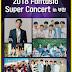 Fantasia Super Concert (FSC) 2018 Kpop Artist Lineup in Bucheon Stadium