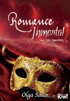 Portada del libro Romance inmortal