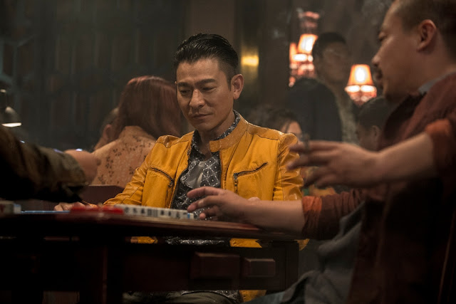 The Bodyguard (特工爷爷) Movie Stills - Andy Lau