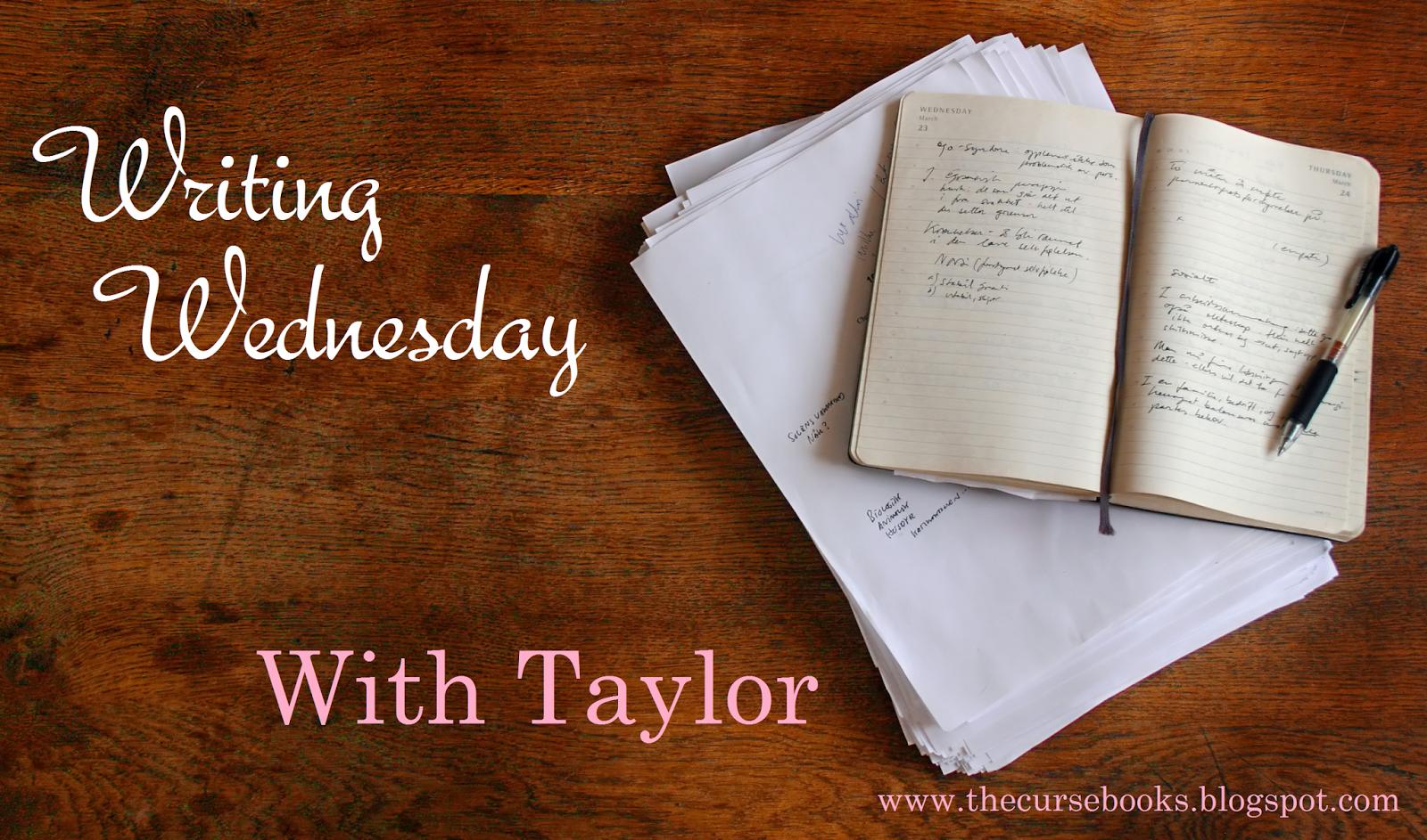Taylor Lavati Writing Exercises