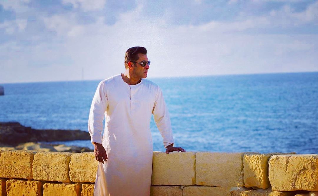 Salman Khan New Look in 'Bharat' | Bharat Movie Latest Pictures
