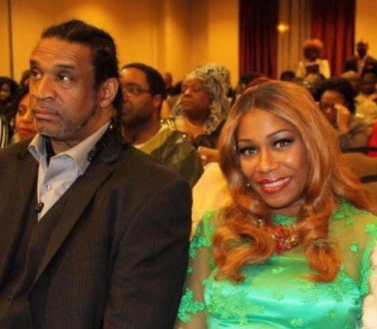 Regina Askia actually wore this to a public function
