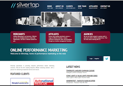 Silvertap helps you maximise sales and increase your brands visibility