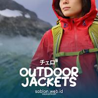 770+ Desain Jaket Waterproof Keren Gratis Terbaru