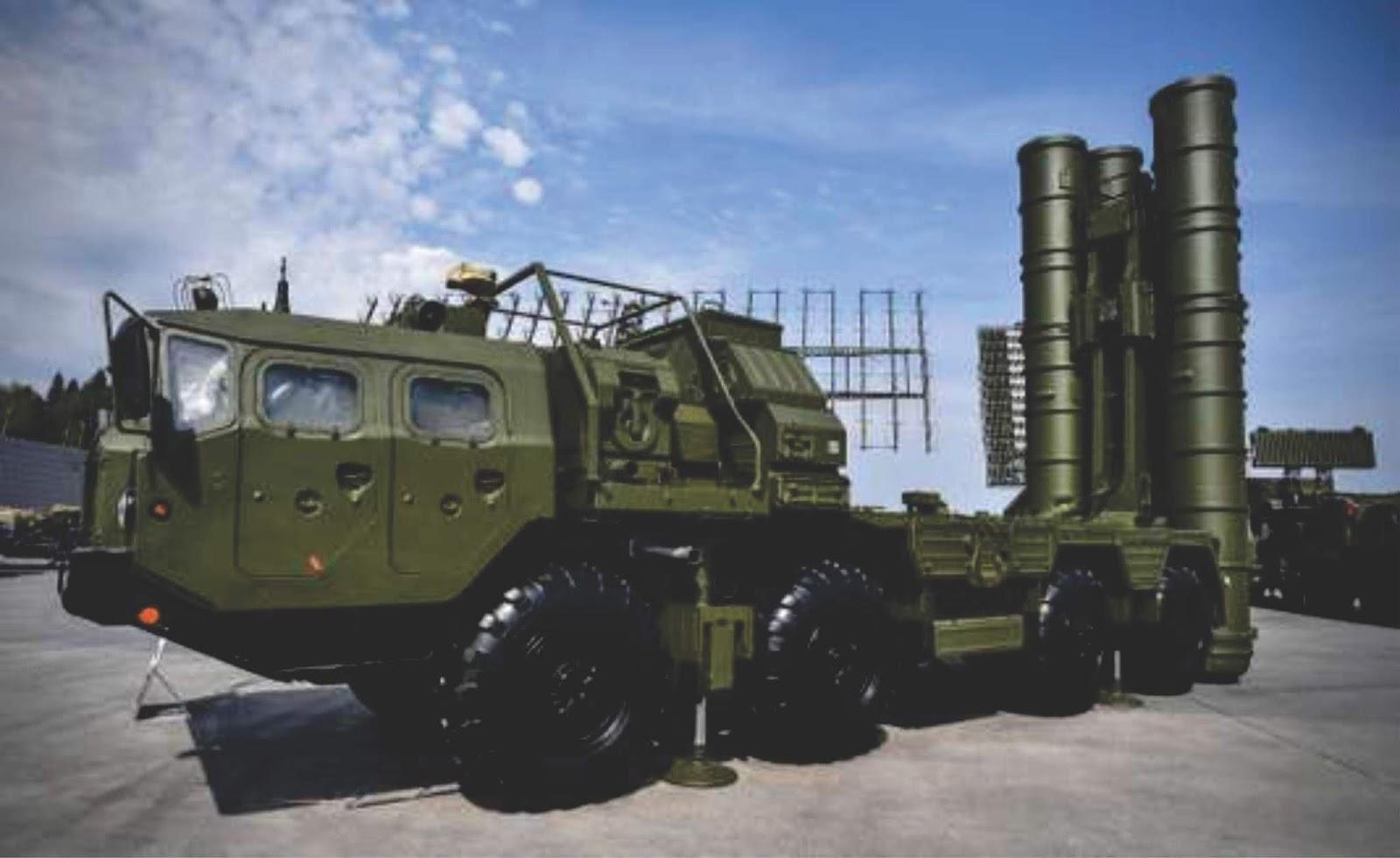 Favorit akan membuat sistem pertahanan udara Suriah menjadi salah satu yang terbaik di kawasan ini