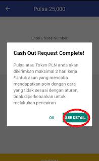 Celengan pulsa gratis android