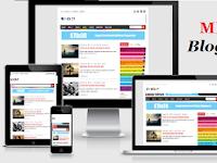 MHBlog - Premium Responsive New Blogger Template