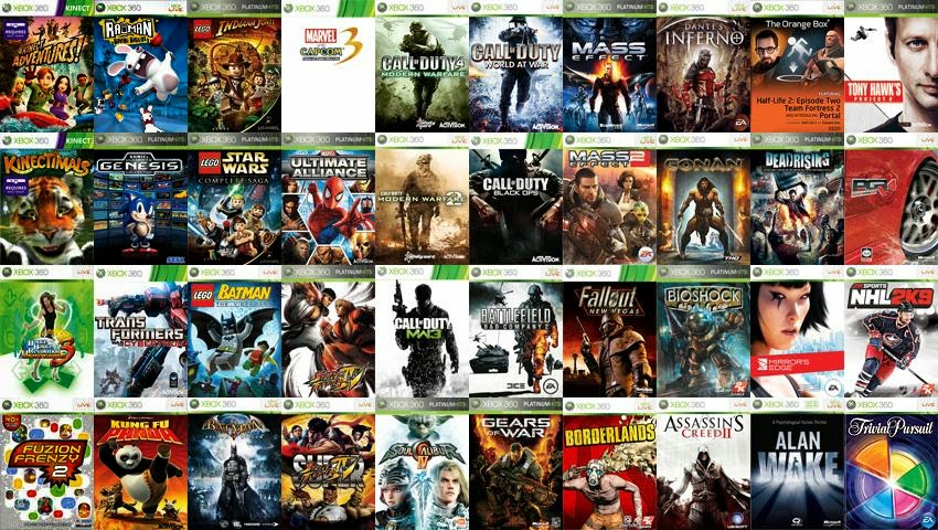 Cool Xbox 360 Games   Best Flash Games Cool Xbox 360 Games