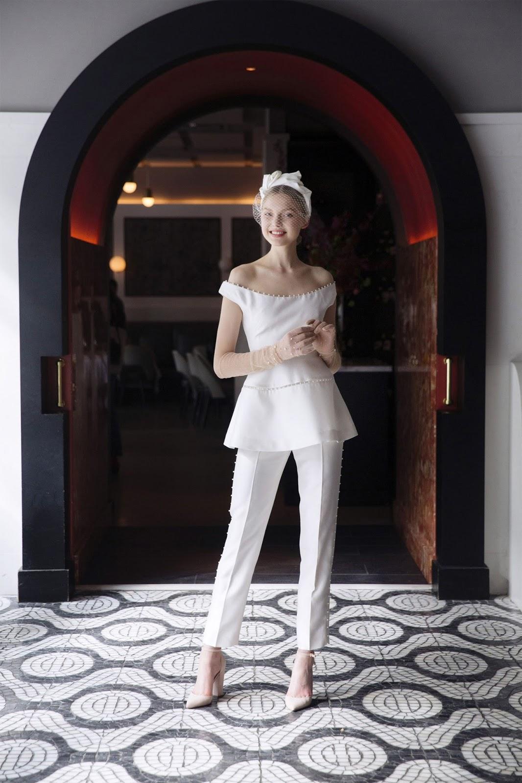 terninho feminino para casar
