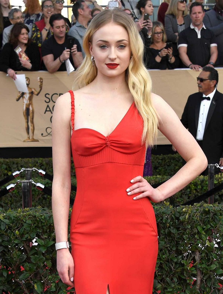 Sophie Turner – The 23rd Annual Screen Actors Guild Awards
