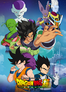 Dragon Ball Super: Broly Legendado Online