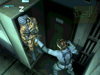 Metal Gear Solid 2: Sons of Liberty PS2