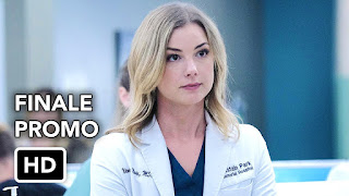 "The Resident Episódio 3x10  ""Whistleblower"""