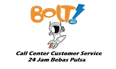 Call Center Bolt 24 Jam Bebas Pulsa 2018