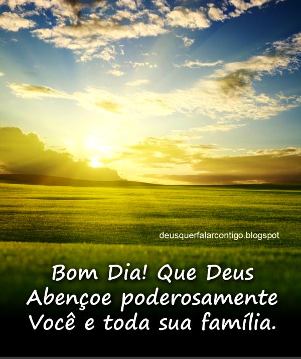Frases Evangelicas De Bom Dia