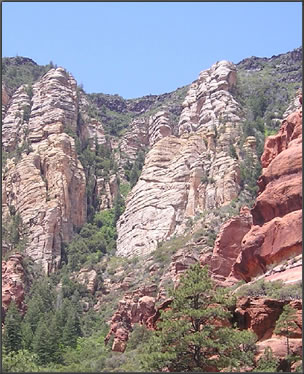 Secular geologists claim that the Coconino Sandstone refutes Genesis Flood geology. Creationists geologists have to do the heavy lifting and refute the myths of the secularists.