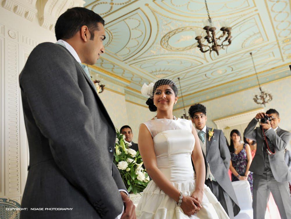 Civil Wedding Photography: Ngage Photography: Priyen And Reina