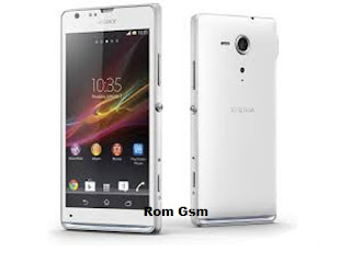 Firmware Download Sony Xperia SP LTE C5303