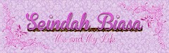 Tempahan Design Blog: Blog Rahayu | Seindah Biasa