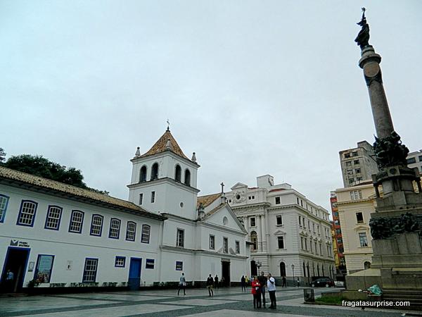 Colégio dos Jesuítas, Centrão de São Paulo