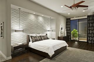 wandgestaltung schlafzimmer feng shui - Wandgestaltung Schlafzimmer Modern