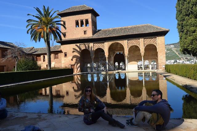 Alhambra Palacio de Partal
