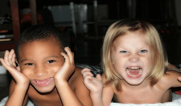 السلوك العدواني في مرحلة الطفولة