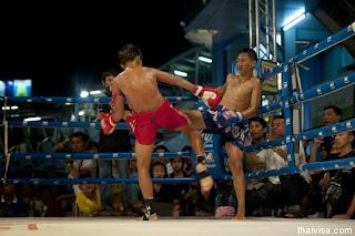 Thai Boxing Hua Hin