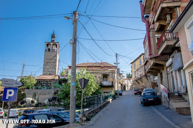 Clock Tower - Veles - Macedonia