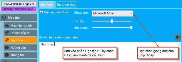tiếng Anh trên desktop 6