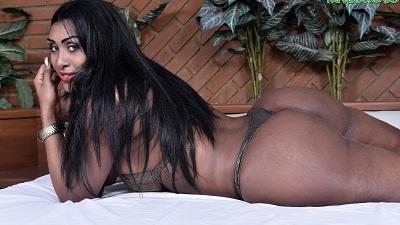 Brazilian-transsexuals – Hot Daphynne Duarte New Solo