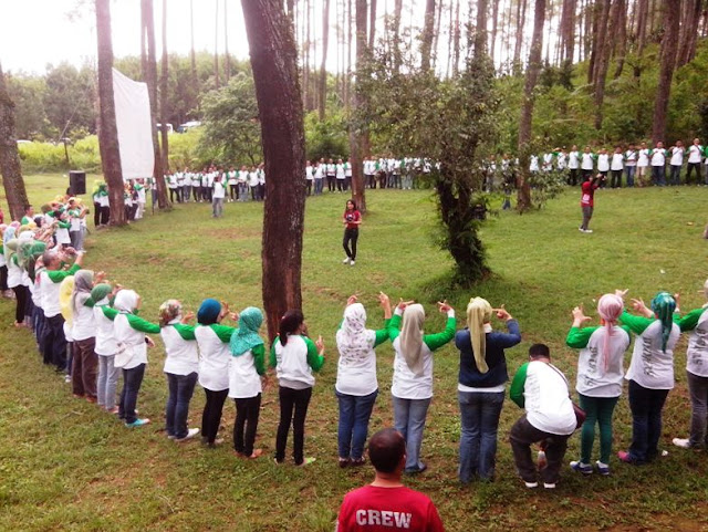 Bank Danamon Outbound Training 5